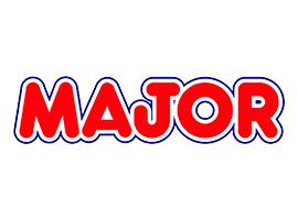 Major: Différentes créations